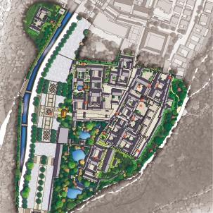 山西皇城相府国家优秀七星彩开奖号码目的地产品体系建设规划