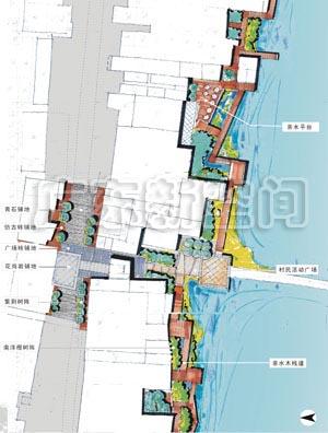 增城小楼项目城市规划(附简图)